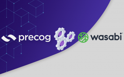 New: Precog Partners With Wasabi To Make Hot Cloud Storage Analytics-Ready